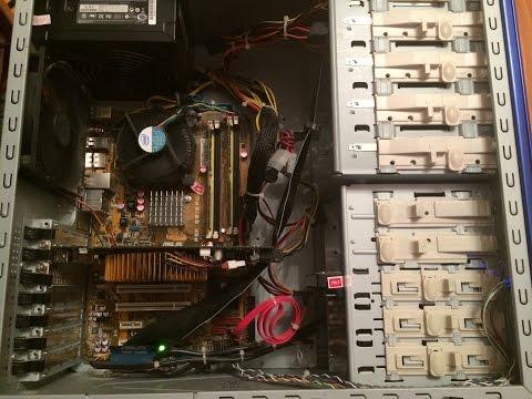 Типичный комп эпохи Core 2 Duo