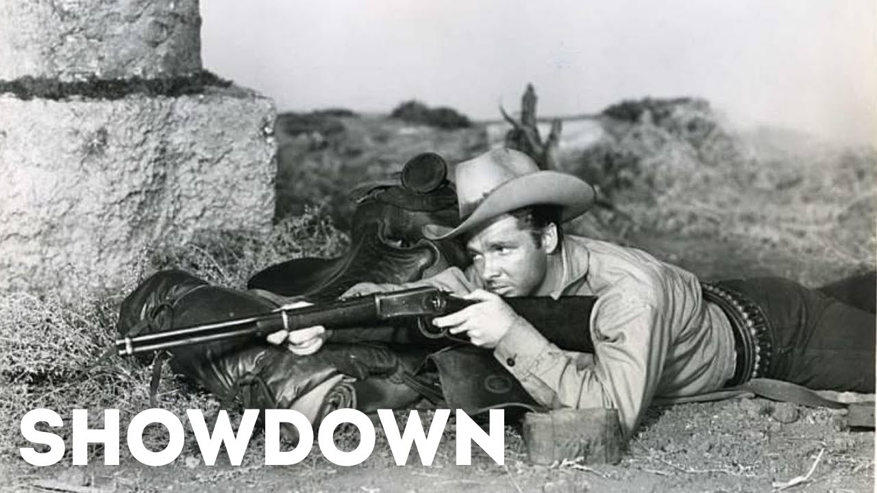 Download SHOWDOWN (1963)   Western Movies   Audie Murphy Classic Western Movie Full Length