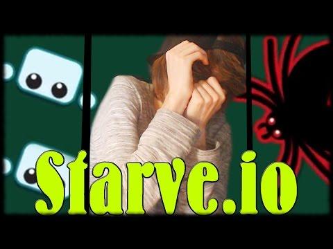 ÜBERLEBEN IST SCHWER! - Starve.io - Deutsch - German