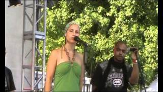 "21.07.2010 Kaye-Ree & The Reevolution Band - ""No One"" - live in Frankfurt"