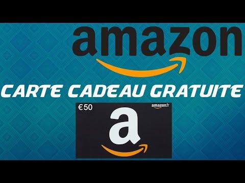 Carte Cadeau Amazon Et Paypal Gratuit Youtube
