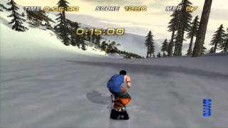 PS2 on PS3- Cool boarders 2001- HD