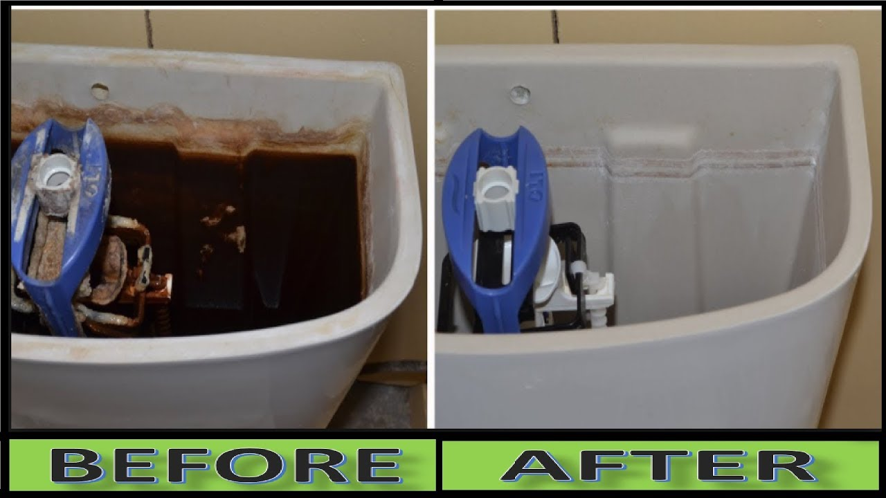 Best Way To Clean Bathroom How To Clean A Toilet Tank At Home Just Easy And Best Techique