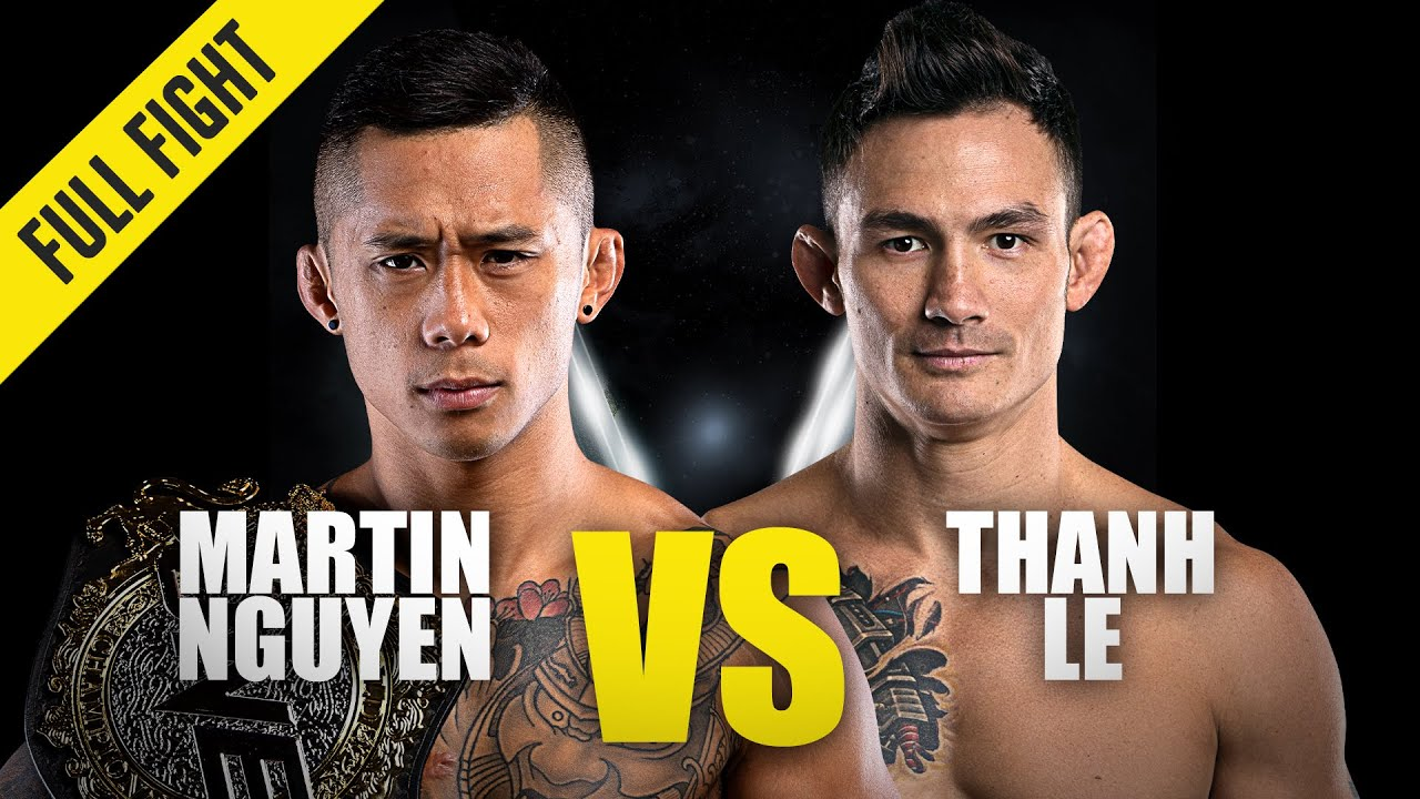 Download Martin Nguyen vs. Thanh Le | ONE Championship Full Fight