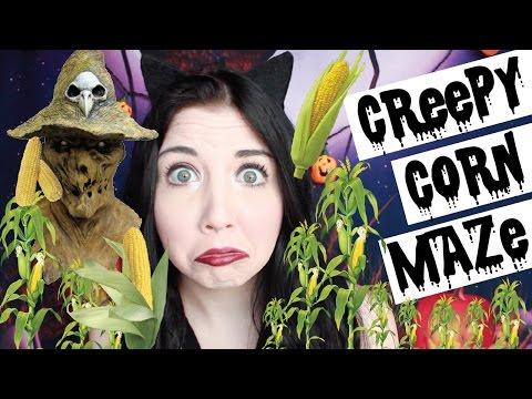 The Creepy Corn Maze