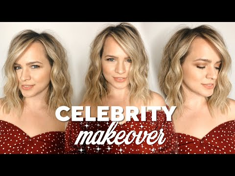 Celebrity Hairstylist Gives Me a Hair Makeover - Kayley Melissa thumbnail