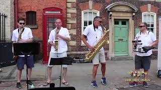 The Hot Dogs Brass Band