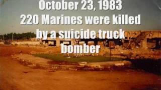 USMC 22nd MAU Beirut Lebanon 1983 1984