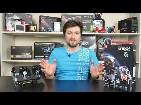 Стоит ли покупать видеокарты Sapphire Nitro RX 570 8GB и другие (обзор/тест) от KIEV-IT ОБЗОР