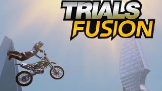 "TRIALS FUSION Gold Medal Gameplay Walkthrough Part 3 PC ""Trials Fusion"""