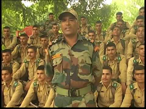 The Making of a Soldier - Jat Regiment