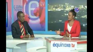 6 PM NEWS ÉQUINOXE TV  Tuesday, December 12th 2017