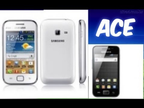 Review galaxy ace y funda flip cover youtube - Fundas samsung ace ...