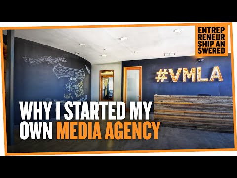 Why I Started My Own Digital Media Agency