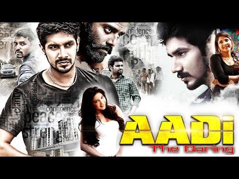 Aadi - The Daring (2016) Full Hindi Dubbed...