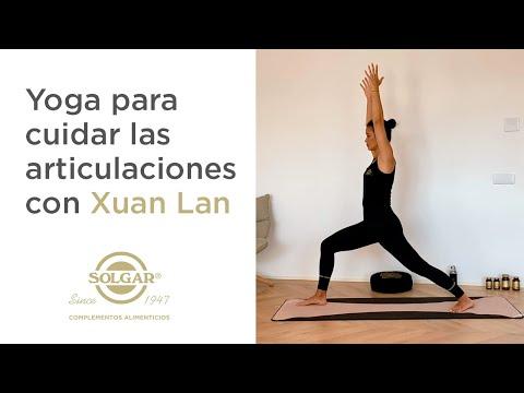 XUAN LAN   Yoga Para Cuidar Las Articulaciones