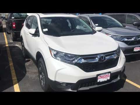 Joseph, your 2019 Honda CRV EX