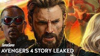 Massive Avengers 4 Story Leaked? | Fan Theory Sunday
