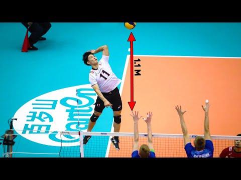 19 Years Old Yuji Nishida 西田 有志 | The Best Jumper In Volleyball History (HD)