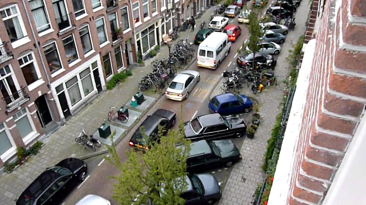 verkeersoverlast kanaalstraat amsterdam 2 youtube. Black Bedroom Furniture Sets. Home Design Ideas