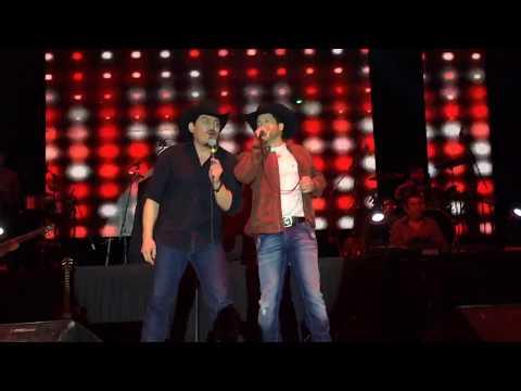 Bobby Pulido y José Manuel Figueroa