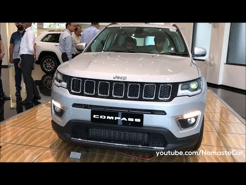 Jeep Compass 2017   Real-life review