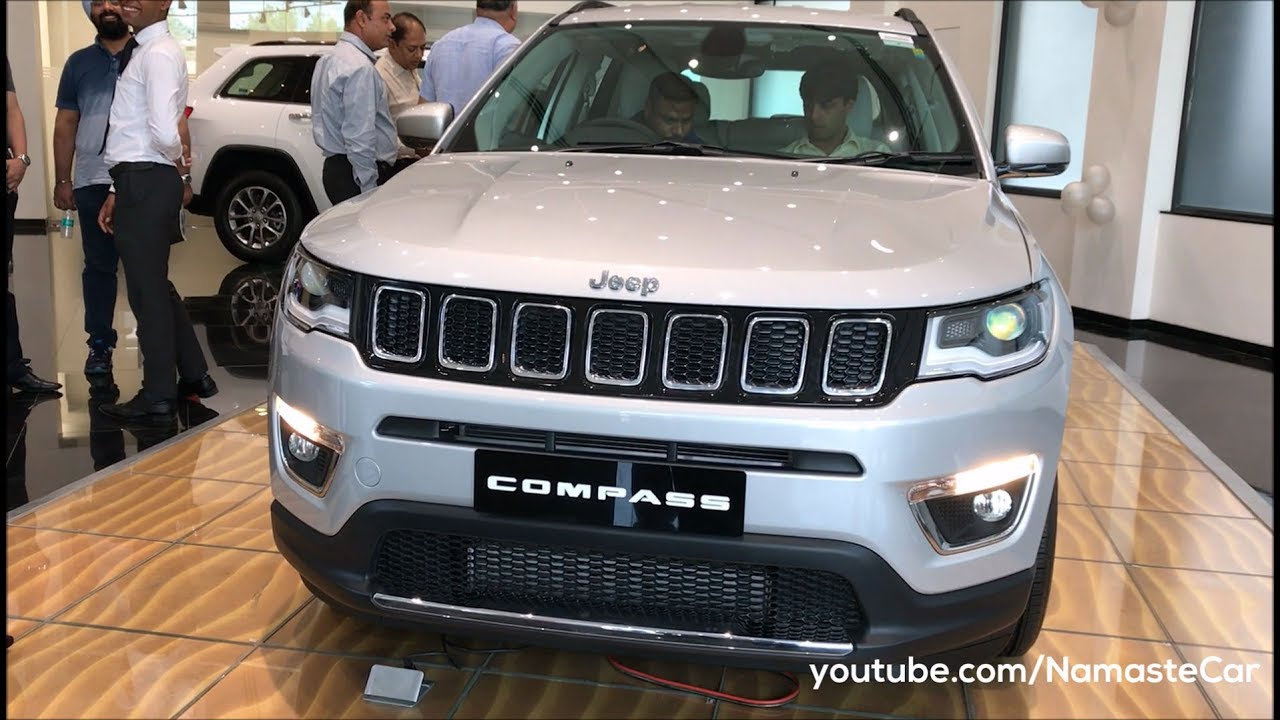 Jeep Compass 2017 Real Life Review Youtube