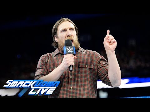 Daniel Bryan reveals the future of the United States Title: SmackDown LIVE, Dec. 26, 2017