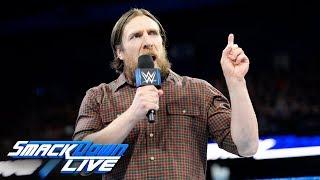 Daniel Bryan reveals the future of the United States Title: SmackDown LIVE, Dec. 26, 2017