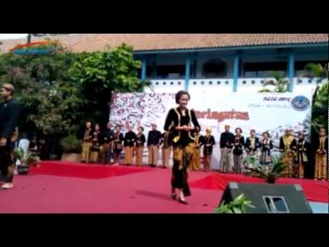 Rayakan Hari Kartini, Pelajar SMA 1 Boyolali Fashion Show