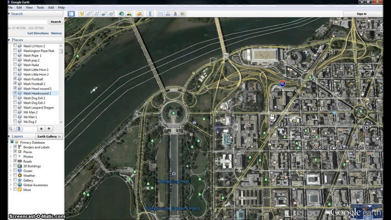 Does Washington DC Map Out The Oct  EclipseIlluminati Freemason - Washington dc pyramid map