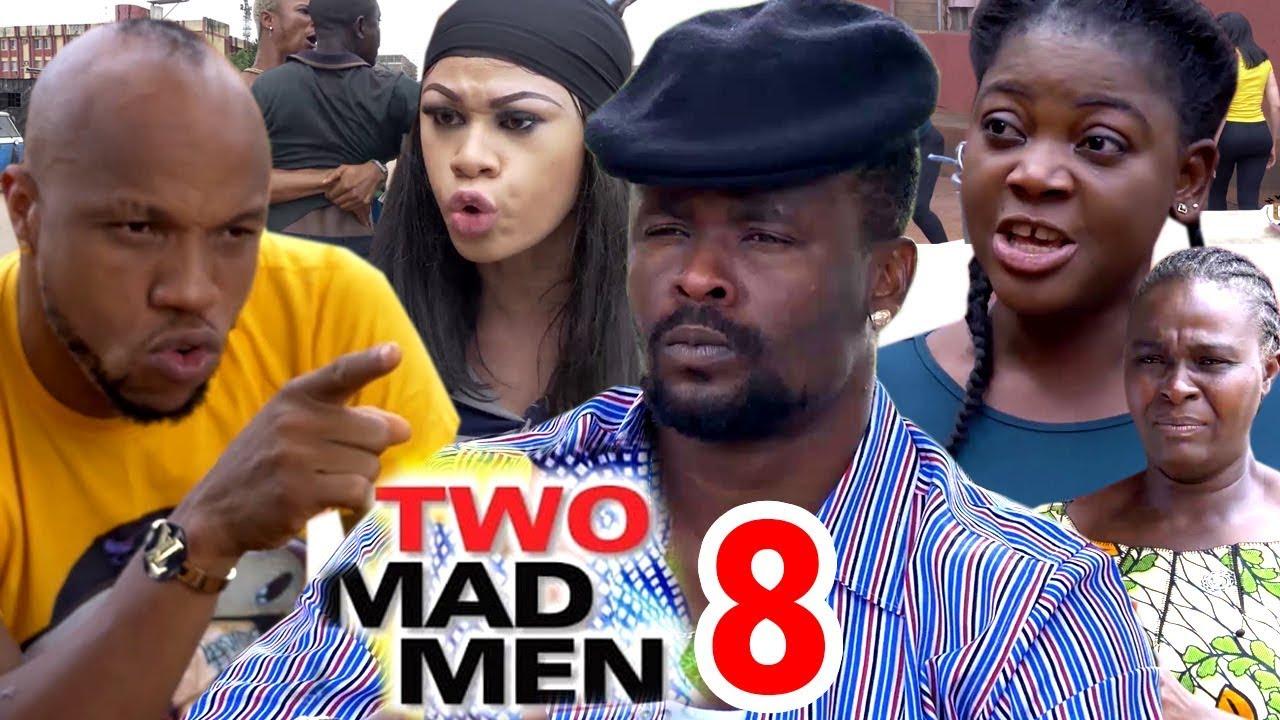 Download TWO MAD MEN SEASON 8 - Zubby Michael 2020 Latest Nigerian Nollywood Movie Full HD