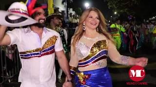 Diva Jessurum se gozo la Guacherna de Barranquilla 2019