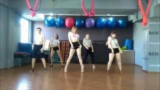 Go-Go Dance by Katya Go / Джиган - Дни и Ночи / DANCE-CITY