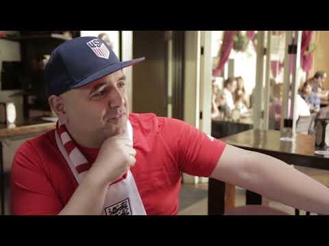 Bangers & Match - Episode 3 - Zlatan Ibrahimovic & Netherlands v. England @ The Cat & Fiddle Pub