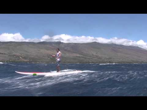 Maui to Molokai - SUP Channel Crossing Hawaii