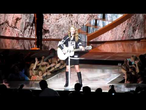 Taylor Swift - Today Was A Fairytale Live from Staples Center, Los Angeles, CA