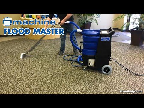 Flood Restoration Equipment - Water Damage Remediation - Esteam Flood Master