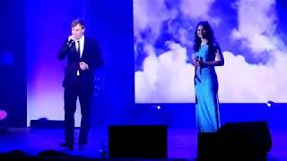 Алексей Гоман и Елена Булкаева - Облака (фестиваль Роснефть зажигает звезды, гала - концерт, Самара)