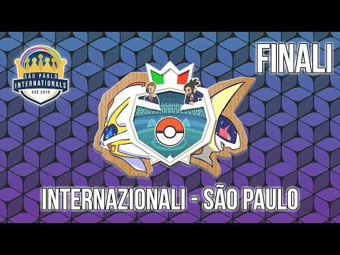 Internazionali Pokémon São Paulo - VGC2019 Sun Series Finali