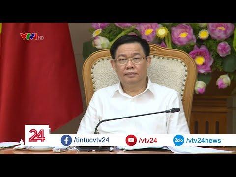 Có tiền mà không tiêu được - 3 Bộ bị Phó Thủ tướng phê bình - Tin Tức VTV24