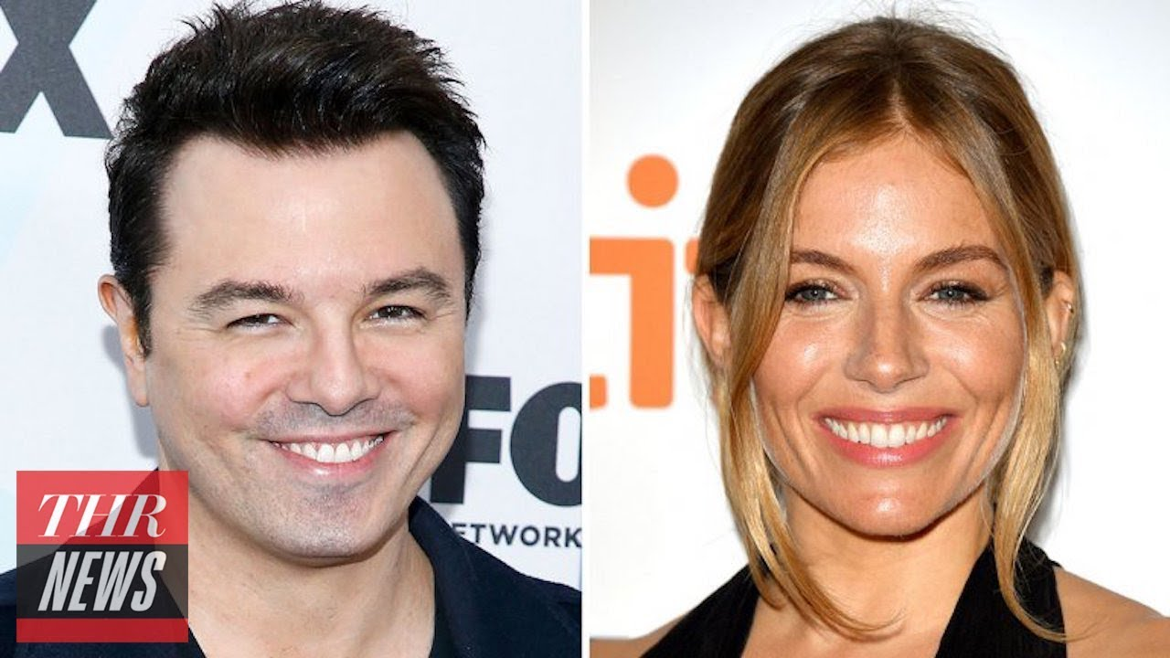 Seth MacFarlane, Sienna Miller Join 8-Episode Roger Ailes Series for Showtime | THR News
