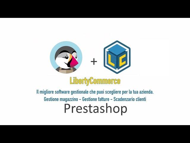 Software PrestaShop 2 - LibertyCommerce Academy