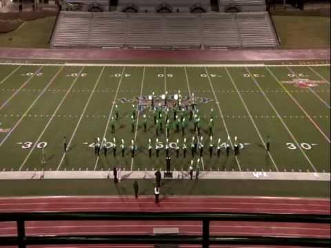 Idalou High School Band 2014 UIL Marching Contest