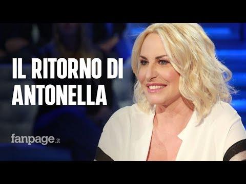 """Antonella Clerici torna su Rai1 in autunno con """"Sei un mito"""", un nuovo talent show per giovani"""
