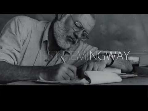 Ernest Hemingway - Famous Authors - Wiki Videos by Kinedio