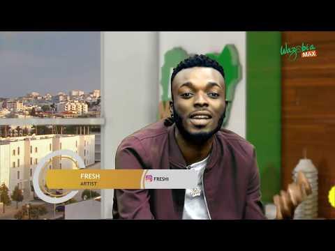 INTERVIEW WITH FRESH - HELLO NIGERIA