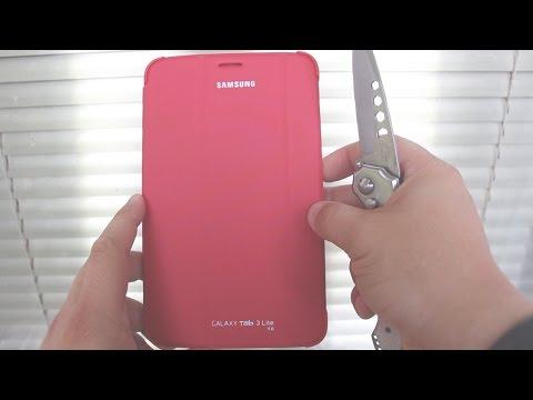 ЧЕХОЛ на планшет Samsung Galaxy Tab 3 7.0 ► Посылка из Китая / AliExpress