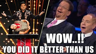 Penn and Teller Fool Us || B.S.REDDY , The Illusionist || 1st Indian Magician on Fool Us ||