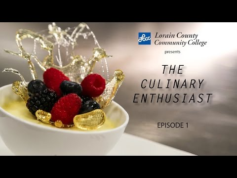 The Culinary Enthusiast - Episode 1